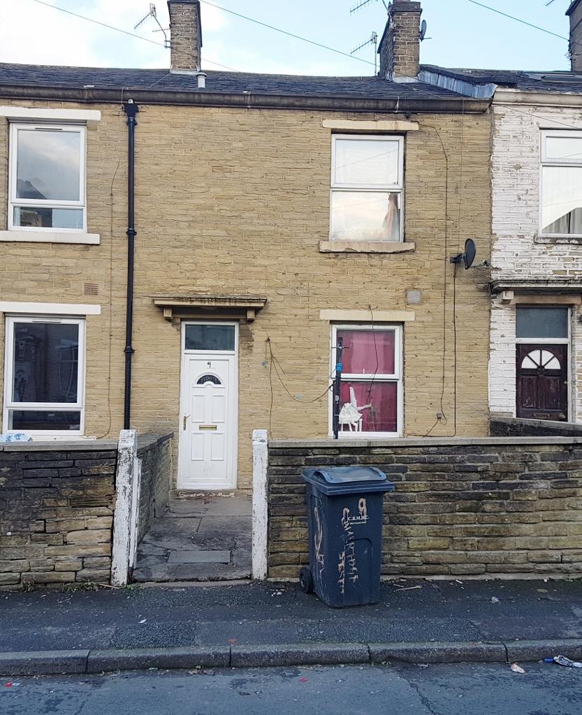 1 BEDROOM – BACK TO BACK, CAMBRIDGE STREET – BD7 3BX